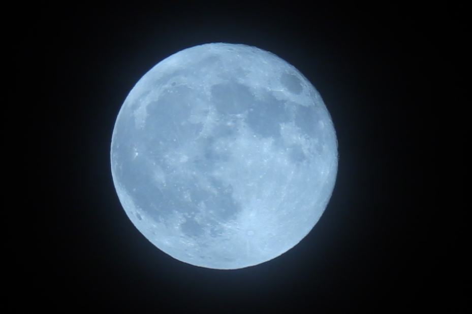 みずがめ座の満月